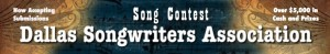Dallas Songwriters Association Annual Songwriting Contest - Grand Prize Judge Roy Elkins